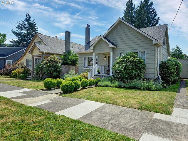 3325 NE 51ST Ave, Portland, OR 97213 (MLS #17049301) :: Change Realty