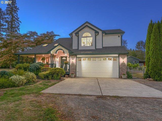 28316 NE 96TH Ave, Battle Ground, WA 98604 (MLS #17071045) :: Matin Real Estate