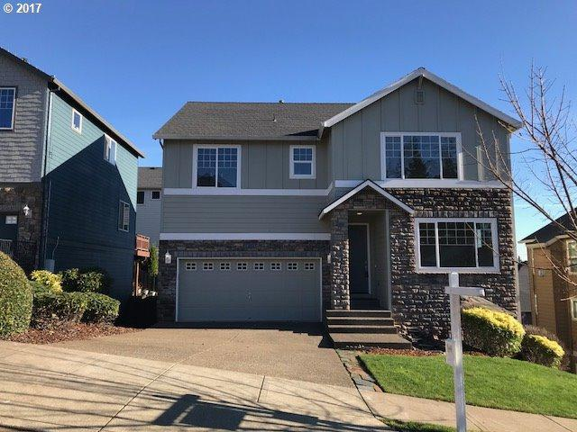 14573 SE Natalya St, Happy Valley, OR 97086 (MLS #17072800) :: Matin Real Estate