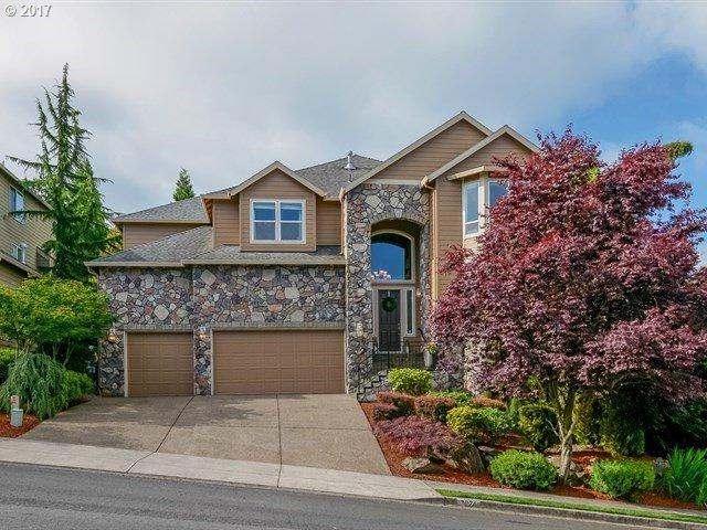 3024 NW 31ST Ave, Camas, WA 98607 (MLS #17111894) :: The Dale Chumbley Group