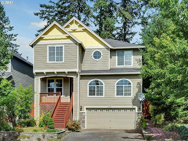 15335 SW Sapphire Dr, Beaverton, OR 97007 (MLS #17128717) :: The Dale Chumbley Group