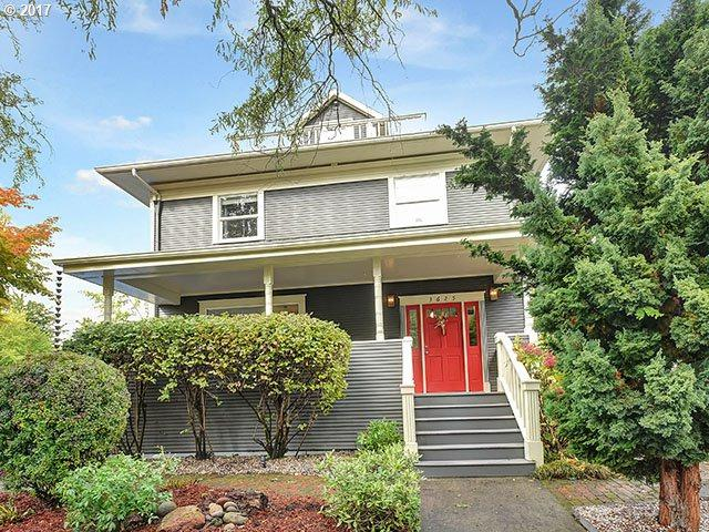 3625 SE Yamhill St, Portland, OR 97214 (MLS #17154753) :: Hatch Homes Group