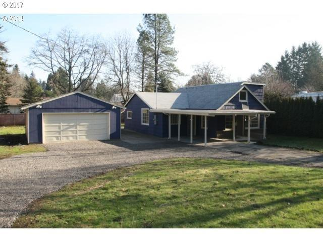 15320 SE River Rd, Milwaukie, OR 97267 (MLS #17165160) :: Fox Real Estate Group