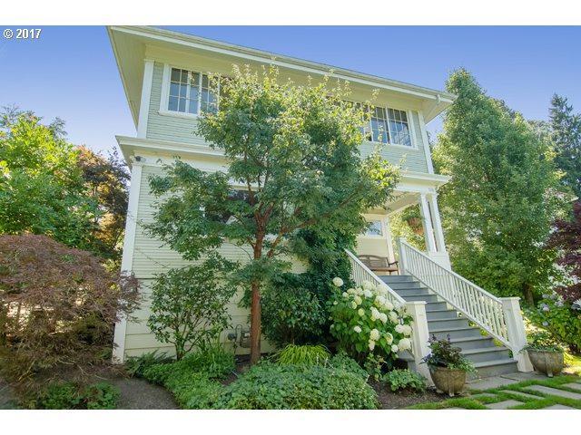 1616 SW Elizabeth St, Portland, OR 97201 (MLS #17179063) :: Change Realty
