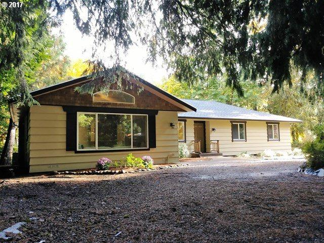 45138 Mckenzie Hwy, Leaburg, OR 97489 (MLS #17221614) :: Song Real Estate