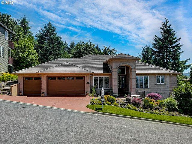 3859 NW Devoto Ln, Portland, OR 97229 (MLS #17245233) :: Craig Reger Group at Keller Williams Realty