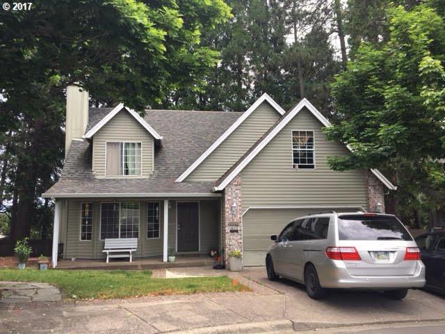 16555 SW Mcgwire Ct, Beaverton, OR 97007 (MLS #17265811) :: Matin Real Estate