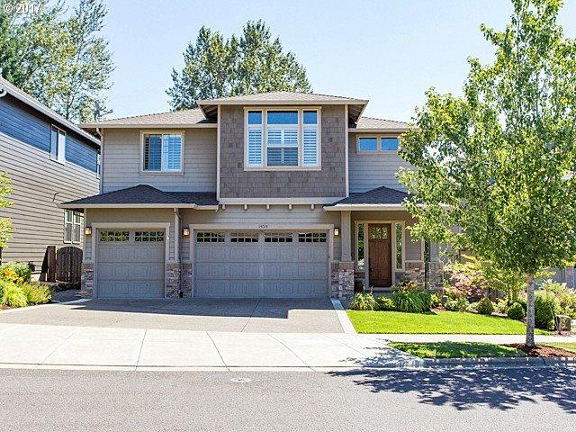 14724 SW 148TH Ter, Tigard, OR 97224 (MLS #17324115) :: Craig Reger Group at Keller Williams Realty