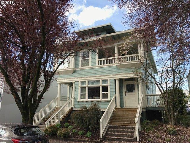 923 NE Couch St, Portland, OR 97232 (MLS #17325992) :: Hatch Homes Group