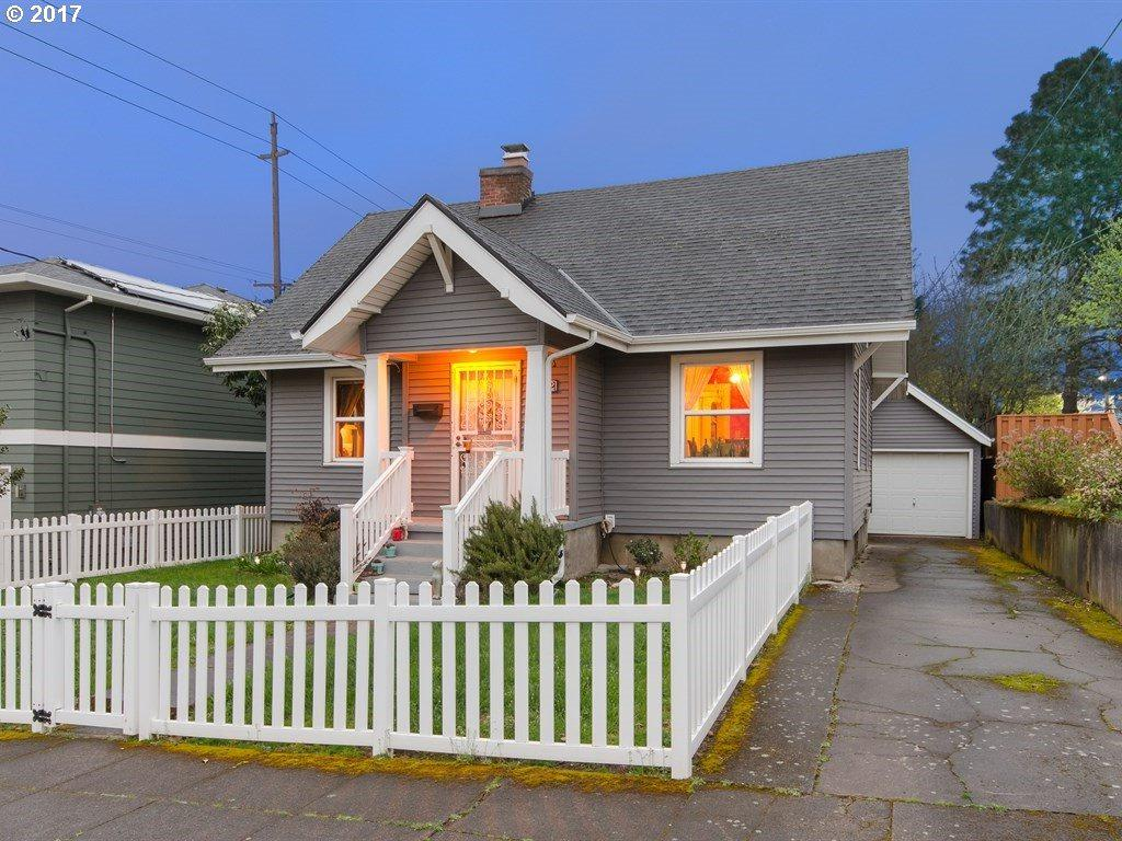 1432 NE 71ST Ave, Portland, OR 97213 (MLS #17351575) :: Change Realty