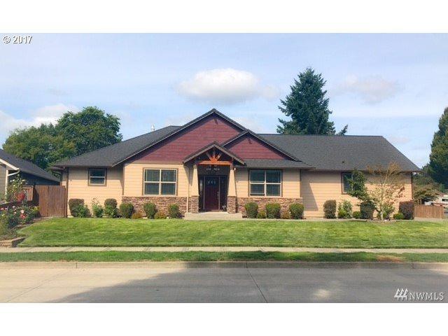 4043 Oak St, Longview, WA 98632 (MLS #17370298) :: Premiere Property Group LLC