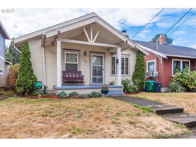 5108 N Harvard St, Portland, OR 97203 (MLS #17392237) :: HomeSmart Realty Group Merritt HomeTeam