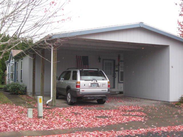 1111 SE 3RD Ave #58, Canby, OR 97013 (MLS #17399640) :: Beltran Properties at Keller Williams Portland Premiere