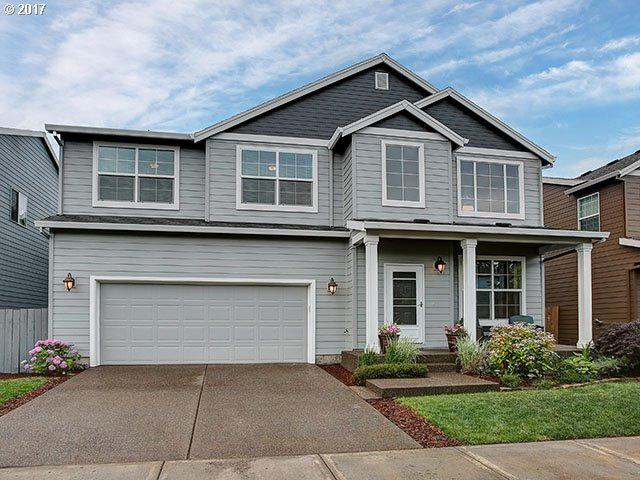 4370 SE Rosewood St, Hillsboro, OR 97123 (MLS #17405647) :: Matin Real Estate
