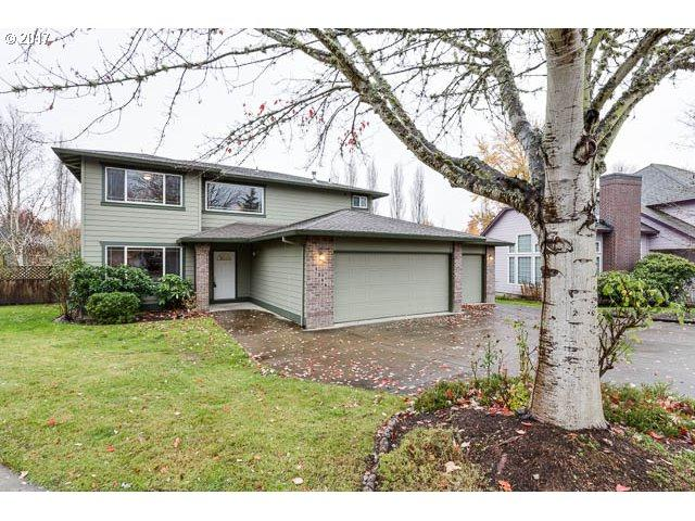 1266 NE Alexandria St, Hillsboro, OR 97124 (MLS #17406792) :: TLK Group Properties