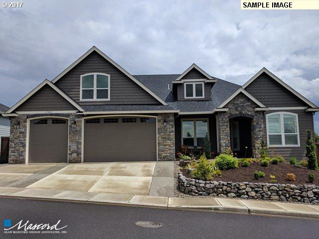 2309 NE 169th Cir, Ridgefield, WA 98642 (MLS #17416111) :: The Dale Chumbley Group
