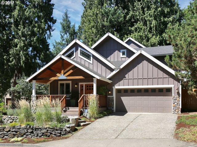 10085 SW Kent Pl, Tigard, OR 97224 (MLS #17422629) :: Fox Real Estate Group
