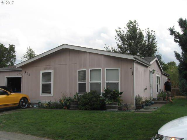 1655 S Elm St #511, Canby, OR 97013 (MLS #17440441) :: Fox Real Estate Group