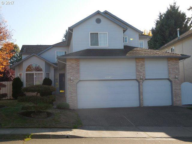 12764 SW Falcon Rise Dr, Tigard, OR 97223 (MLS #17464711) :: The Reger Group at Keller Williams Realty