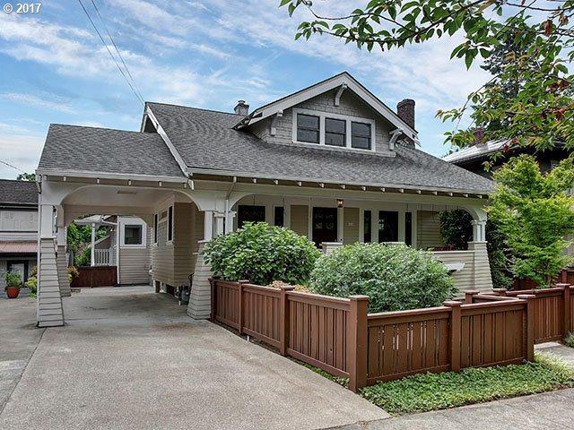 4326 NE Glisan St, Portland, OR 97213 (MLS #17476447) :: Hatch Homes Group