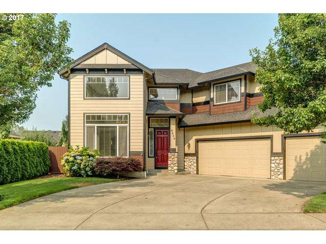 2202 NE 154TH Ave, Vancouver, WA 98684 (MLS #17513514) :: The Dale Chumbley Group