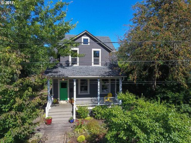 704 SE 32ND Ave, Portland, OR 97214 (MLS #17671216) :: Craig Reger Group at Keller Williams Realty