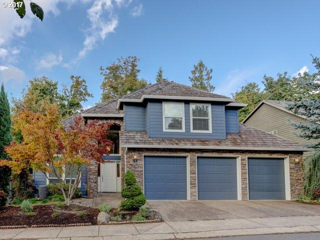 9819 NW Randall Ln, Portland, OR 97229 (MLS #17698867) :: Hatch Homes Group