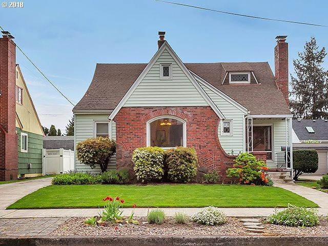 1535 NE 60TH Ave, Portland, OR 97213 (MLS #18001527) :: The Dale Chumbley Group