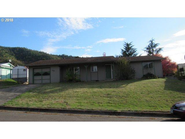 237 Clark Terrace St, Myrtle Creek, OR 97457 (MLS #18009754) :: Townsend Jarvis Group Real Estate
