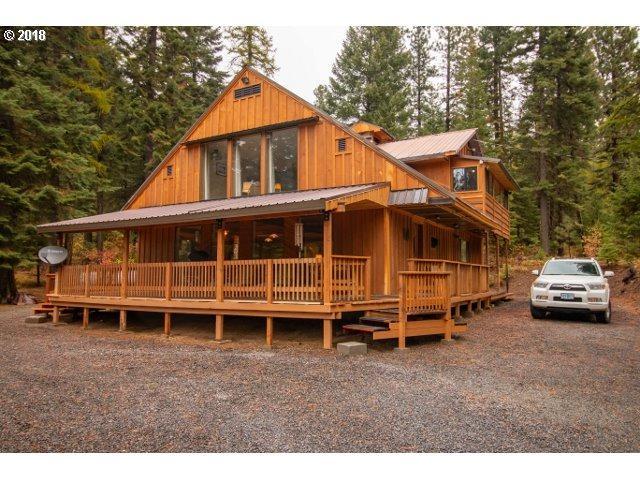 64482 Mt Emily Rd, La Grande, OR 97850 (MLS #18013645) :: Fox Real Estate Group