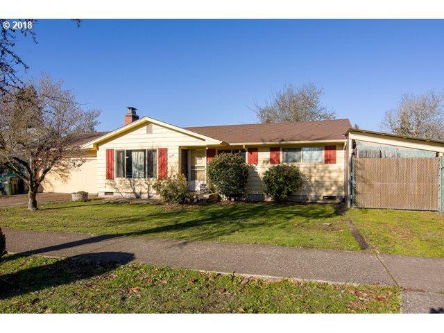 3335 Harlow Rd, Eugene, OR 97401 (MLS #18018545) :: Harpole Homes Oregon