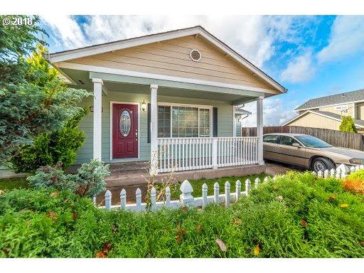 644 Filbert Ave, Eugene, OR 97404 (MLS #18020367) :: Song Real Estate