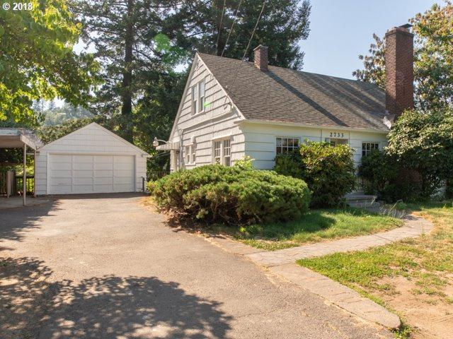 2733 NE 102ND Ave, Portland, OR 97220 (MLS #18029571) :: Next Home Realty Connection