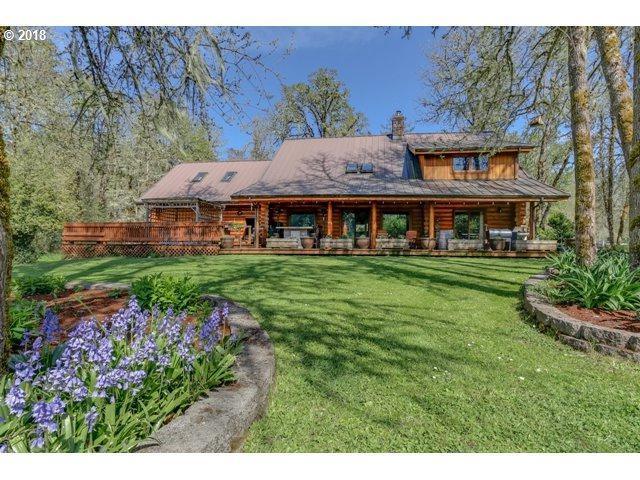 82621 Meadow Ln, Creswell, OR 97426 (MLS #18042079) :: R&R Properties of Eugene LLC
