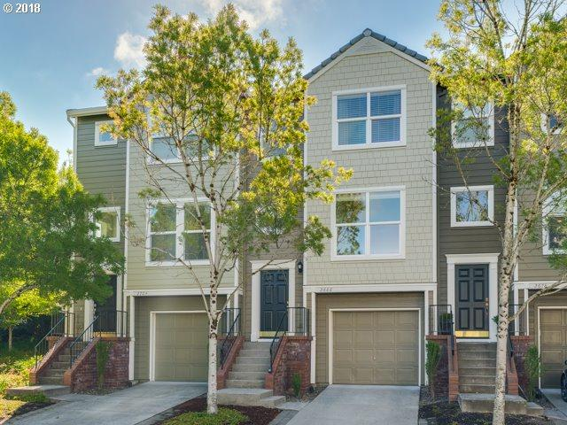 2686 NW Kennedy Ct #122, Portland, OR 97229 (MLS #18046517) :: Next Home Realty Connection