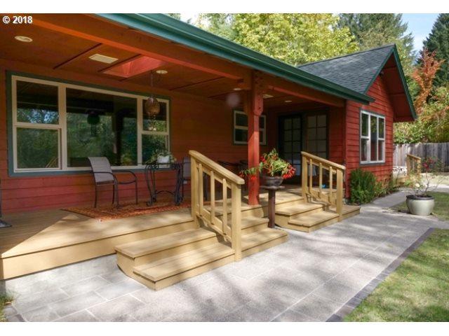 90229 Greenwood Dr, Leaburg, OR 97489 (MLS #18064367) :: Harpole Homes Oregon
