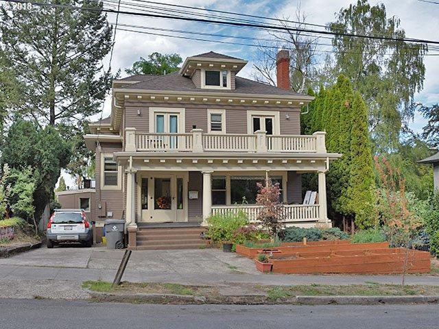 1425 SW Harrison St, Portland, OR 97201 (MLS #18079621) :: Hatch Homes Group