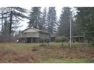 18000 Cedar Creek Rd, Hebo, OR 97122 (MLS #18091193) :: The Sadle Home Selling Team