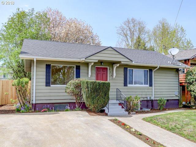 8761 N Delaware Ave, Portland, OR 97217 (MLS #18093918) :: Song Real Estate