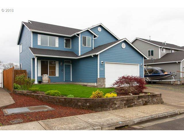 831 June Dr, Molalla, OR 97038 (MLS #18109847) :: Next Home Realty Connection