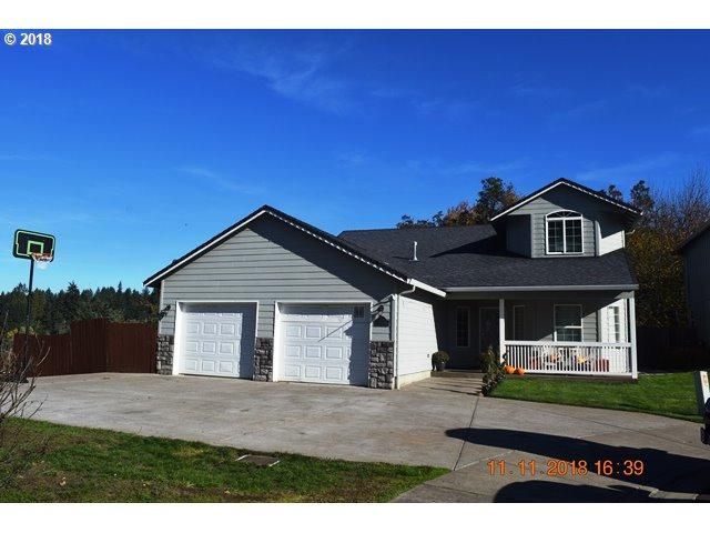 870 Kristen Way, Cottage Grove, OR 97424 (MLS #18113795) :: R&R Properties of Eugene LLC