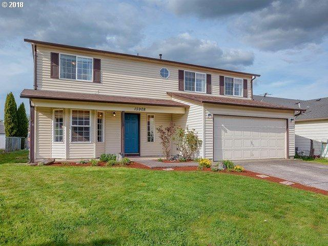 15908 NE Hickory St, Vancouver, WA 98682 (MLS #18129553) :: The Sadle Home Selling Team