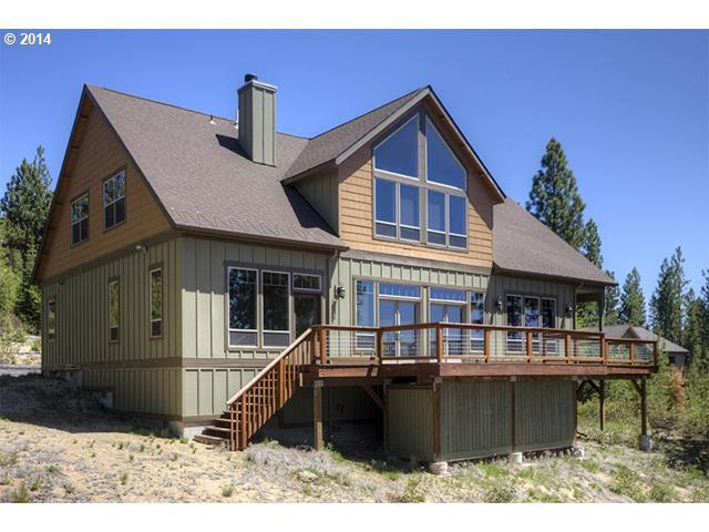 141692 Red Cone Dr, Crescent Lake, OR 97733 (MLS #18134415) :: Cano Real Estate