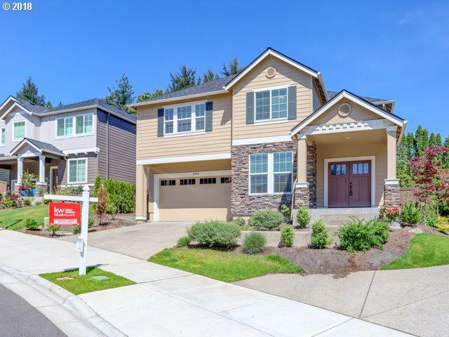 11833 NW Maple Hill Ln, Portland, OR 97229 (MLS #18135515) :: Next Home Realty Connection