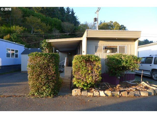 170 Riggs Hill Ln, Winchester Bay, OR 97467 (MLS #18136025) :: Townsend Jarvis Group Real Estate