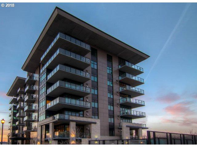 1830 NW Riverscape St NW #104, Portland, OR 97209 (MLS #18136128) :: Team Zebrowski