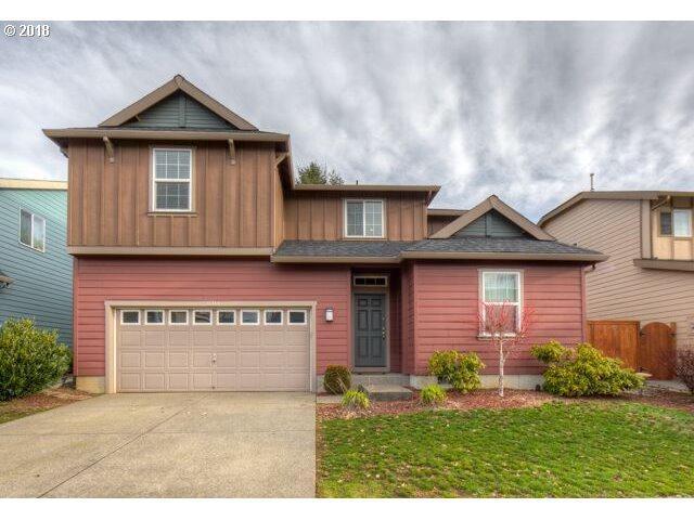 18744 Sunblaze Dr, Oregon City, OR 97045 (MLS #18136823) :: Fox Real Estate Group