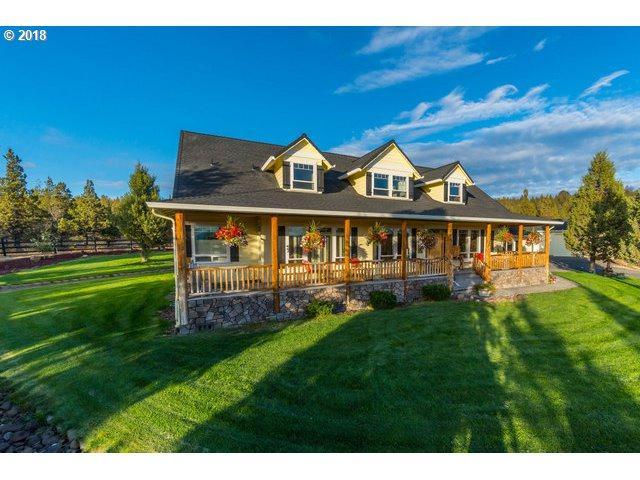 5651 SE Grant Rd, Prineville, OR 97754 (MLS #18148436) :: Cano Real Estate