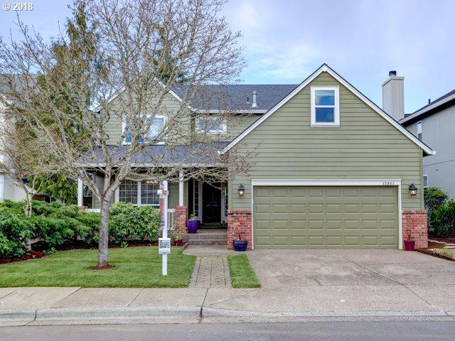 15983 NW Audrey Dr, Beaverton, OR 97006 (MLS #18149551) :: Next Home Realty Connection