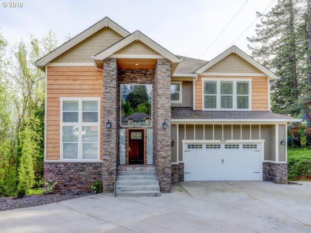 3218 Y St, Washougal, WA 98671 (MLS #18155496) :: The Sadle Home Selling Team